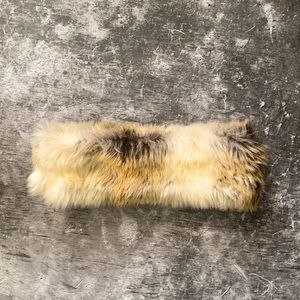 American Eagle Outfitters Faux Fur Headband